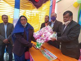 প্রশিকা চর-মুগরিয়া উন্নয়ন এলাকার উদ্বোধন
